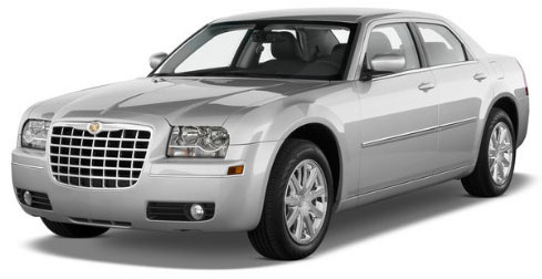 Chrysler  300  (Крайслер  300)  (2005 –  2011)