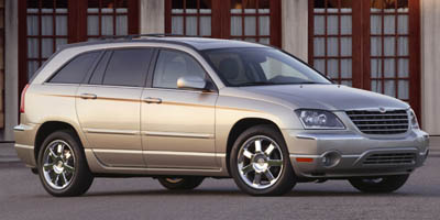 Chrysler  Pacifica  (Крайслер  Пасифика)  (2004 –  2007)