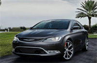 Chrysler 200 (Крайслер 200) (2015 — 2017)