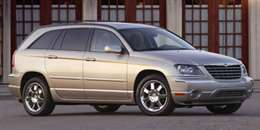 Chrysler Pacifica (Крайслер Пасифика) (2004 — 2007)